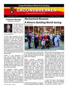 CPHS Groundbreaker - Vol 10 Nr 4